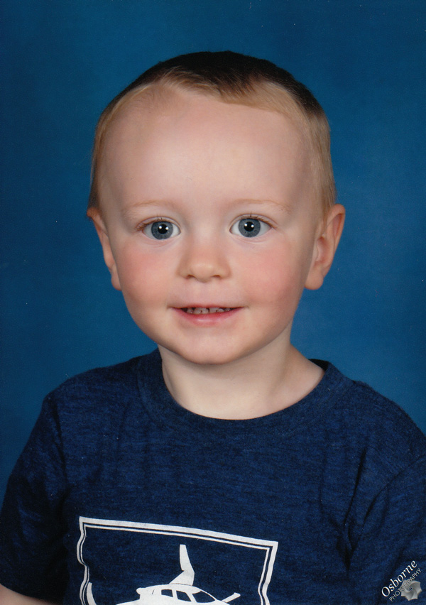 Calvin 2013 School Picture